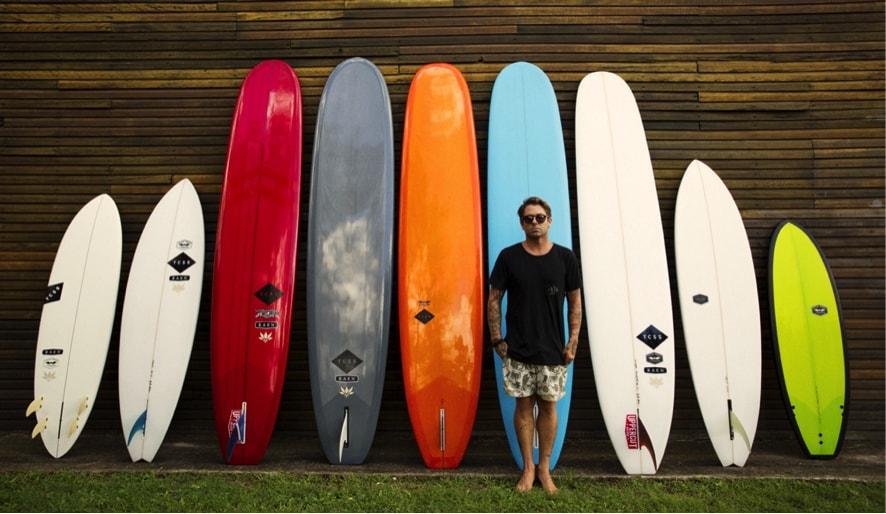caebd9964e0 Como escolher a prancha de surf ideal para iniciantes -